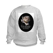 THE WHITE ROSE SOCIETY Sweatshirt