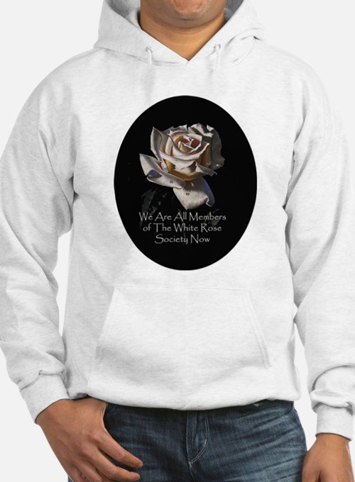 THE WHITE ROSE SOCIETY Hoodie
