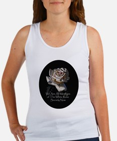 THE WHITE ROSE SOCIETY Women's Tank Top