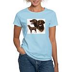 Chocolate Labrador Retriever Women's Light T-Shirt