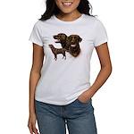 Chocolate Labrador Retriever Women's T-Shirt