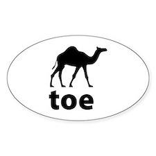 I love Camel Toe Decal