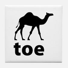I love Camel Toe Tile Coaster