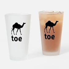 I love Camel Toe Drinking Glass