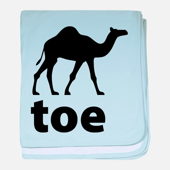 I love Camel Toe baby blanket