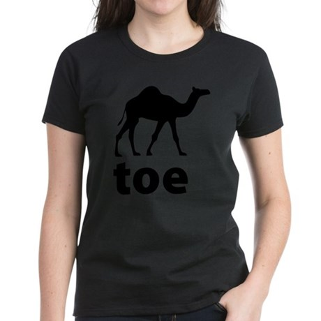 I love Camel Toe Women's Dark T-Shirt