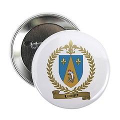 LOUVIERE Family Crest Button