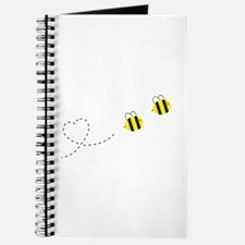 Bee in Love Journal