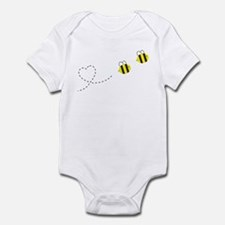 Bee in Love Infant Bodysuit