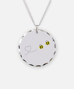 Bee in Love Necklace