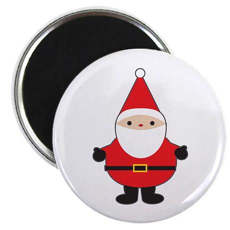 "Santa Claus 2.25"" Magnet (100 pack)"
