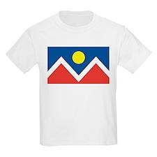 Denver Flag Kids T-Shirt