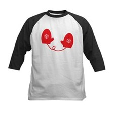 Mittens - Red Tee
