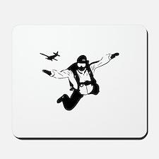 Skydiving Mousepad