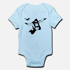 Skydiving Infant Bodysuit