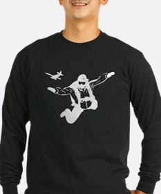 Skydiving T