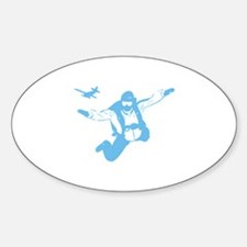 Skydiving Decal