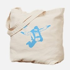 Skydiving Tote Bag