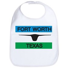 Fort Worth Flag Bib