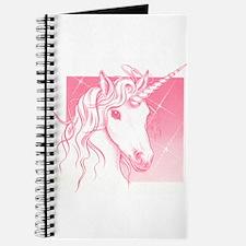 1 Pink Unicorn Journal