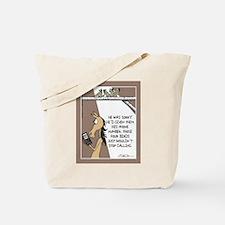 NEAR SIDE - Calling Birds Tote Bag