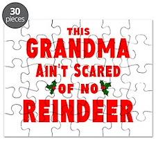 Grandma Got run over Puzzle