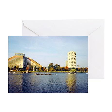 Boston, MA Cards (10) - Crewing
