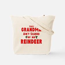 Grandma Got run over Tote Bag