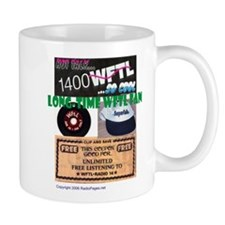 Unique Talk radio fans Mug