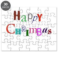 Happy Chrimbus Puzzle