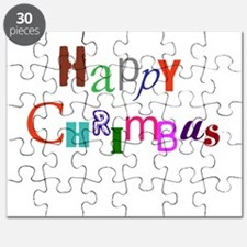 Happy Chrimbus Puzzle