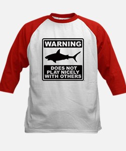 Shark Does Not Play Nicely Tee