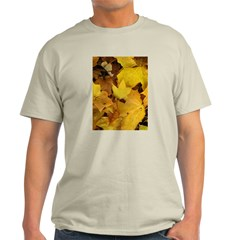 yellow maple leaves T-Shirt