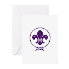 Traditional Scout Greeting Cards (Pk of 10)