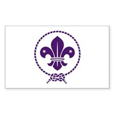 Traditional Scout Decal