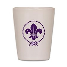 Traditional Scout Shot Glass
