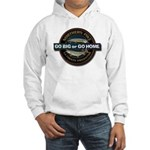 Go Big Go Home Pike Fishing Hooded Sweatshirt