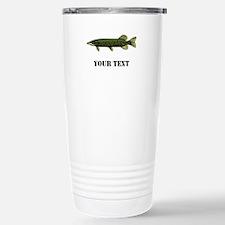 CUSTOMIZABLE MUSKIE Travel Mug