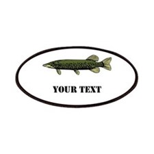 CUSTOMIZABLE MUSKIE Patches