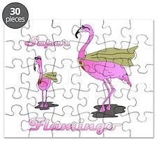 Super Flamingo Puzzle