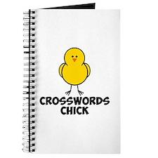 Crosswords Chick Journal