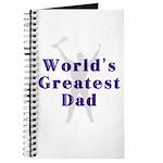 World's Greatest Dad Journal