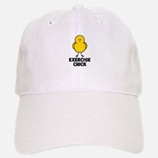 Exercise Chick Baseball Baseball Cap