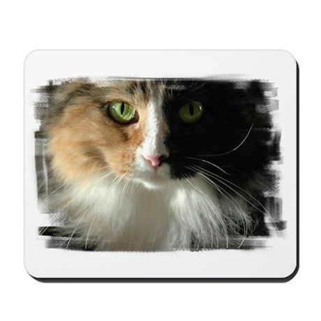 The Cat's Eyes Mousepad