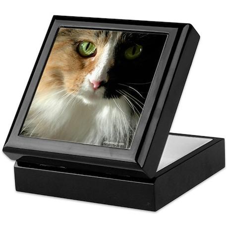 The Cat's Eyes Keepsake Box