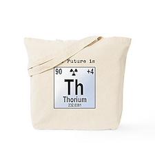 Thorium Element Tote Bag