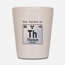 Thorium Element Shot Glass