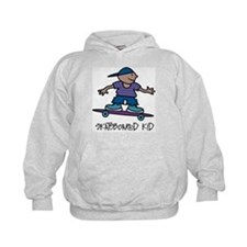 Skateboard Kid Hoody