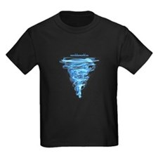 Blue Fire Triangle T