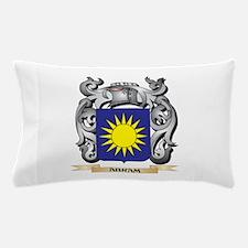 Abram Family Crest - Abram Coat of Arm Pillow Case